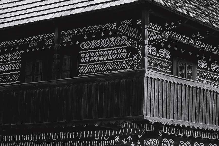 Inšpirácia ľudovou architektúrou na Slovensku pre prácu architektov v 21.storočí