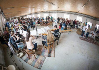 Komunitná siesta, Aktívny PARK Rajec, máj 2017